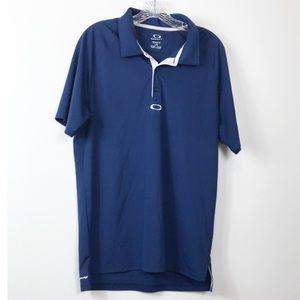Oakley Ohydrolix Regular Fit Polo Shirt L